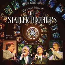 Vol. 2-Gospel Music - Statler Brothers (2010, CD NIEUW)