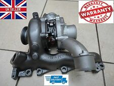 Turbocharger VECTRA C Zafira SAAB 1.9 CDTI 110Kw/150Hp with new exhaust Z19DTH
