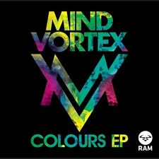 "MIND VORTEX Colours Ep 2x 12"" NEW VINYL Ram Andy C Delta Heavy Chase & Status"