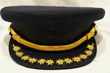 Canadian Firefighter Deputy Fire Chief Forage Hat Cap