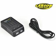 Carson Expert Chargeur Lipo Chargeur 2-S 7,4V - 11,1V Compact V2 500606063