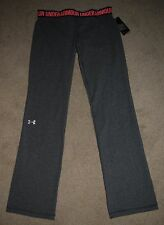 Brand New Under Armour Favorite Women's Pant Size Large, Gray