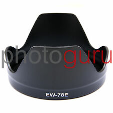 Paraluce compatibile EW-78E per Canon EF-S 15-85mm f/3.5-5.6 IS USM 15-85 EW 78E