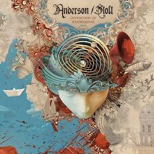 ANDERSON/STOLT - INVENTION OF KNOWLEDGE  2 VINYL LP+CD NEU