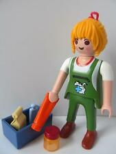 Playmobil Lady vet with accessories NEW animal clinic/farm/stables figure