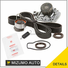 Timing Belt Water Pump Kit Fits 01-05 Honda Civic 1.7L SOHC D17A