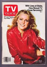 TV GUIDE August 26, 1978 - Cheryl Ladd of CHARLIE'S ANGELS