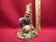 Styme Golf Theme by Artist Clark Gnome Figurine Year 1994