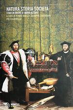 NATURA STORIA SOCIETÀ  STUDI IN ONORE DI MARIO ALCARO -R. Bufalo,  G. Cantarano-