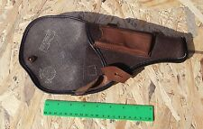 SOVIET USSR Original Officer Military TT-33 Holster Leather Tulsky-Tokarev