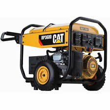 CAT RP3600 - 3600 Watt Portable Generator With Free Cover