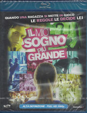 Blu-ray **IL MIO SOGNO PIU' GRANDE** nuovo sigillato 2008