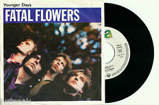 the FATAL FLOWERS 'Younger Days / White Mustang' 1986 DUTCH WEA PS VINYL 7""