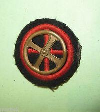 Insigne, attribut de spécialité  Conducteur Automobile,1 ère Guerre Mondiale.