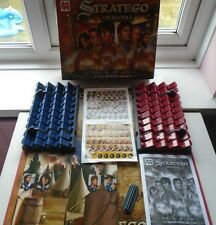 Stratego Original Board Game, Made by Jumbo, Complete, VNC.