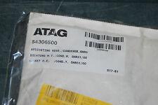 ATAG S4306500 DICHTUNG WÄRMETAUSCHER SHR 51 60 HR 5007 5008 5077 AFDICHTING NEU