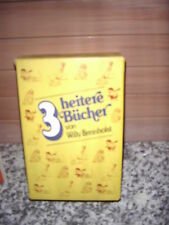 3 heitere Bücher von Willy Breinholst