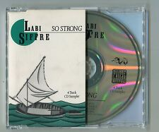Labi Siffre 4-Track CD PROMO così strong © 1988 WOLP 9-UK import-radio synth pop