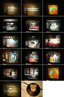 16mm Film-Verkehrsfilm von ca.1978- Ältere Menschen im Verkehr-Ungesicherter Ste