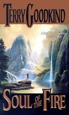 Soul of the Fire-Terry Goodkind-Sword of Truth #5-combined shipping