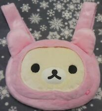 Korilakkuma rabbit Stuffed Plush Tote Bag cute Rabbit Series from Japan
