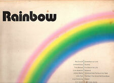 RAINBOW.V/A.ARETHA FRANKLIN/PETER NERO/GEORGIE FAME/JOHNNY CASH +.ORIG UK LP.EX+