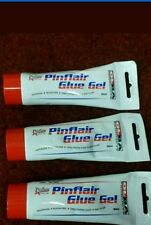 Pinflair Glue - 3 x 80ml tubes pinflair  glue gel.