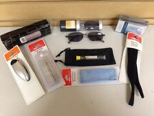 2 Private Eyes Comfort Flex Reading Glasses & Accessories Pack 139 +2.00  New