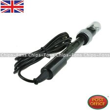 BNC Electrode Probe Connector Hydroponic for PH Aquarium Controller Meter Sensor