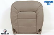 2005 Ford Expedition Limited XLT -PASSENGER Side Bottom Leather Seat Cover Tan