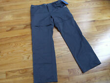 **LAST ONE**UNDER ARMOUR**WOMENS OFFSHORE CONVERTABLE*GREY*FISHING PANTS*NWT*14