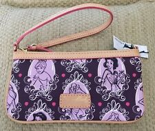 NWT DOONEY AND BOURKE DISNEY PRINCESS WRISTLET SNOW WHITE CINDERELLA ARIEL HTF