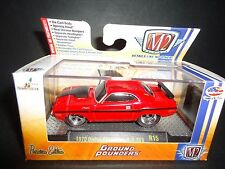 M2 Dodge Challenger RT 383 Red Ground Pounders 1/64