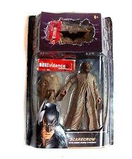 """DC Comics Batman Caballero de la noche Película Masters Espantapájaros 6"""" figura, abierto, Raro"""