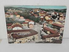 Cartolina Sommariva Perno - Panorama dal Campanile FG VG 1969