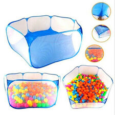 FD1771  □ Children Kids Portable Pit Ball Pool Outdoor Indoor Baby Tent Playhut