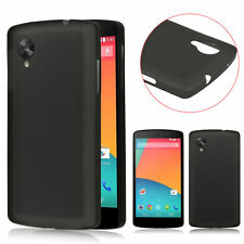 Black Matte Frost Protector Skin Case Cover For LG Google Nexus 5