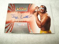 TNA Wrestling Autograph Card Jay Lethal A53 2010