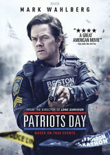 PATRIOTS DÍA (Mark Wahlberg) - DVD - Region 1 - Sellado