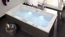 Mauersberger - Acryl-Badewanne CONVEXA 190 x 100 cm - Made in Germany