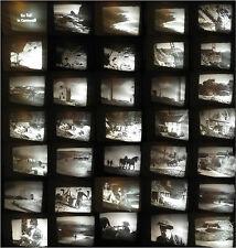 16 mm Film RfU 1930.Jahre-Cornwall South West England,Bewohner u.a.-Antique film