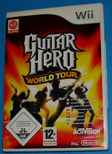 Guitar Hero World Tour - Nintendo WII - PAL