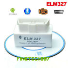 ELM327 white Bluetooth Diagnostic Car Auto Interface OBDII Scan for andriod F71