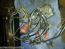 583107 JUNCTION BOX & COVER ASSY  Trim Tilt Harness Wiring Engine 583158