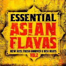 Essential Asian Flavas Vol. 2 /Badmarsh & Shri Dum Project Panjabi MC Rishi Rich