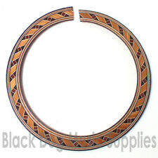 Acoustic Guitar Sound hole Rosette / Binding  103mm internal 128mm external