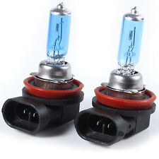 2pcs Super Bright 12V H11 White Fog Halogen Bulb 55W Car Head Light Lamp