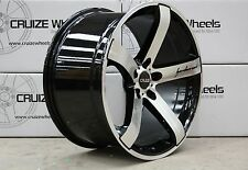 "18"" CRUIZE BLADE STAGGERED CONCAVE COMMERCIAL WEIGHT RATED 18 INCH ALLOY WHEELS"