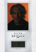 James Bond 007 Classics Costume Card PR9 Javier Bardem as Silva 055/200