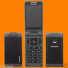 Lenovo MA388 0.3MP FM BT LED Dual SIM Standby 2G EDGE Dualband Flip Mobile Phone